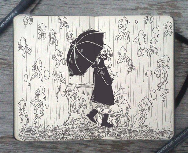Gabriel Picolo - 98 After the rain